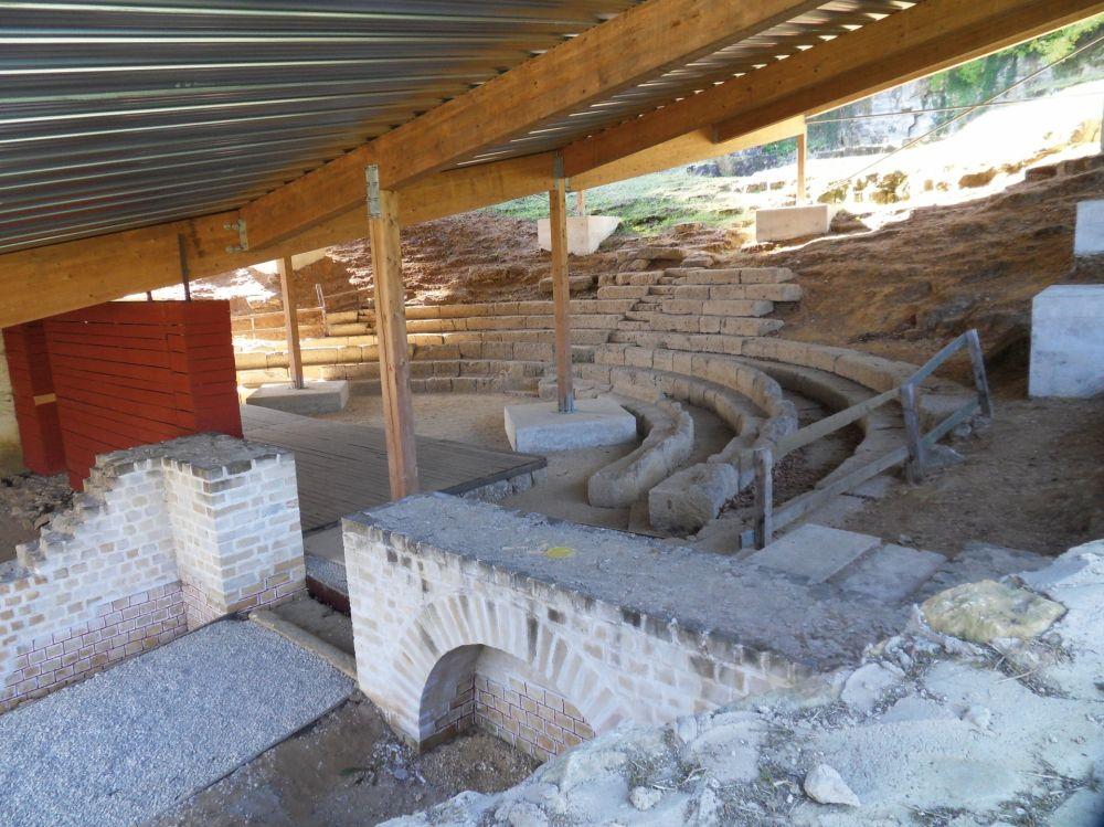 gallo roman site dalheim 03