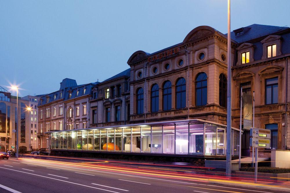 architecture au centre de la ville de luxembourg 02