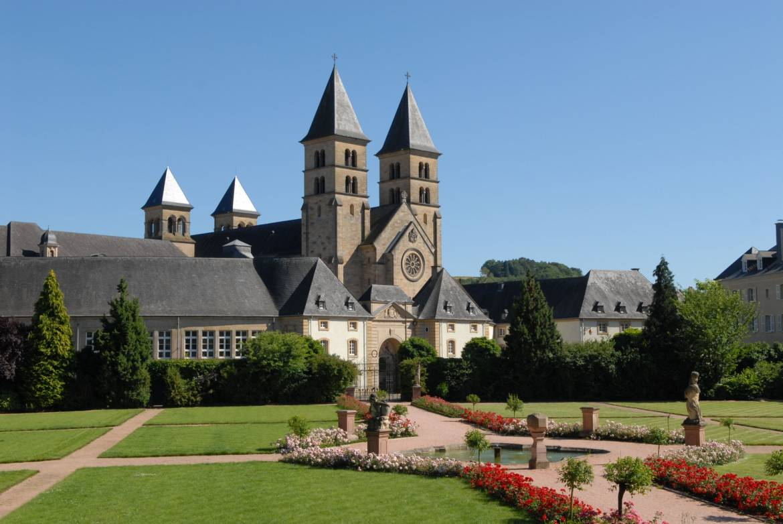 st willibrord basilica echternach