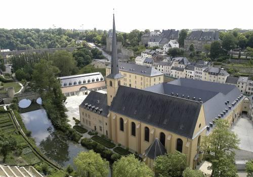 st john church luxembourg city