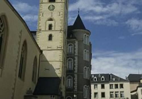 st michael church luxembourg city