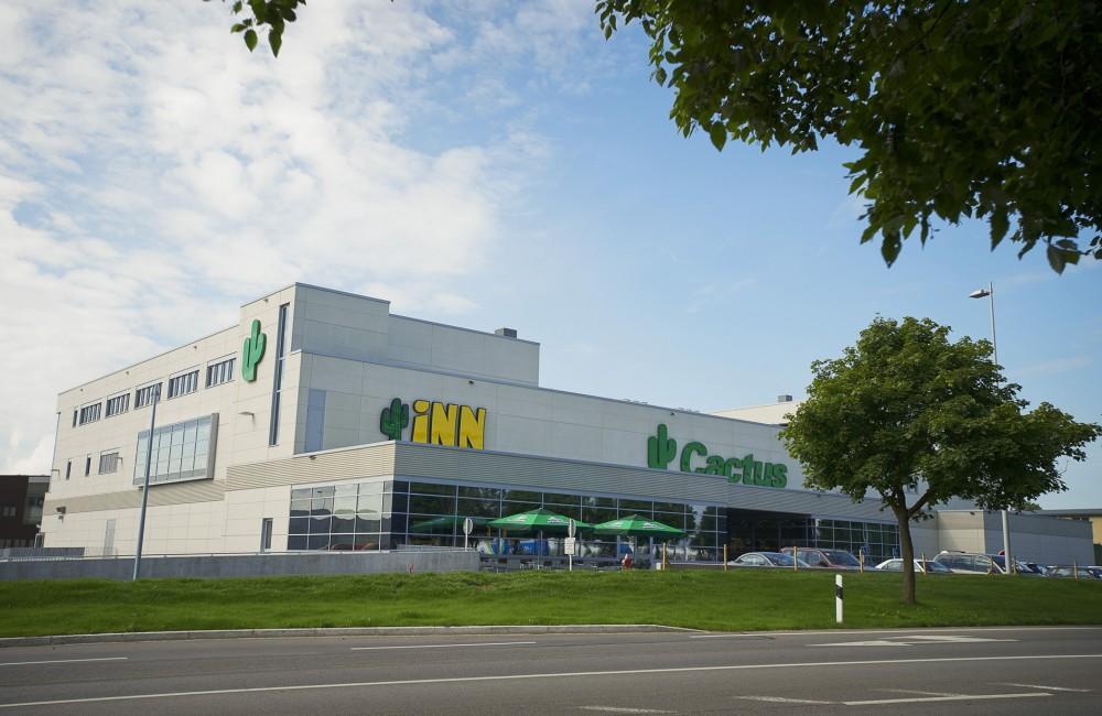 cactus shopping center windhof