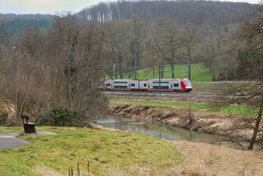 cycle tour from station to station grundhof steinheim photo 2