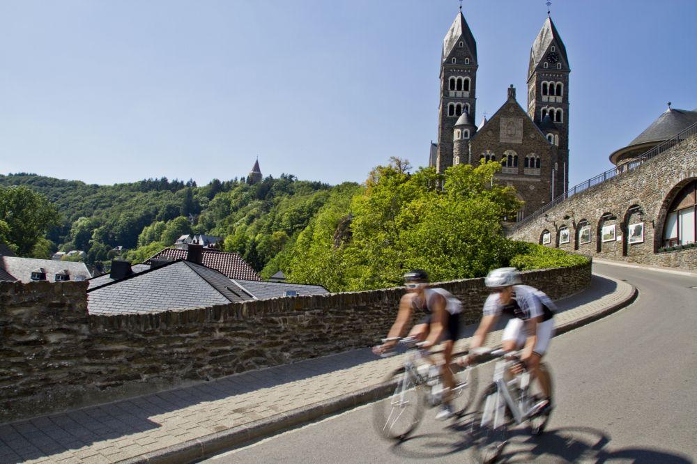 tour cycliste de gare en gare clervaux