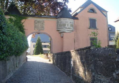 cycle tour from station to station walferdange mersch