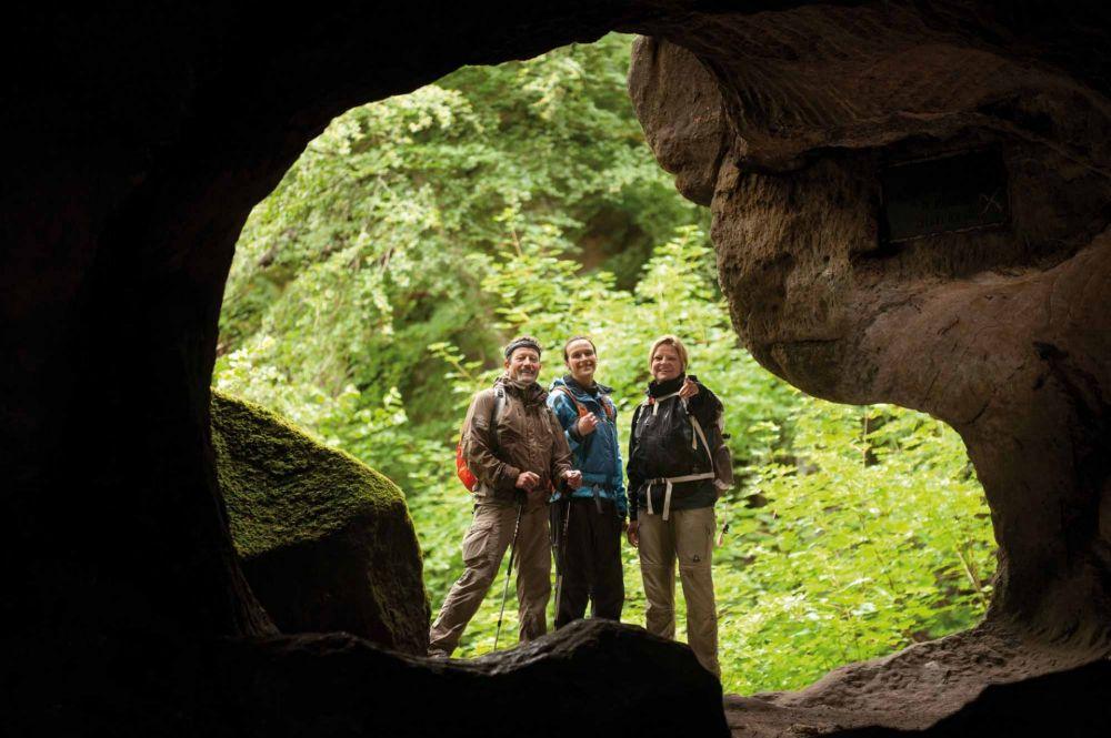 rundwanderroute naturwanderpark delux felsenweg 1 foto 2