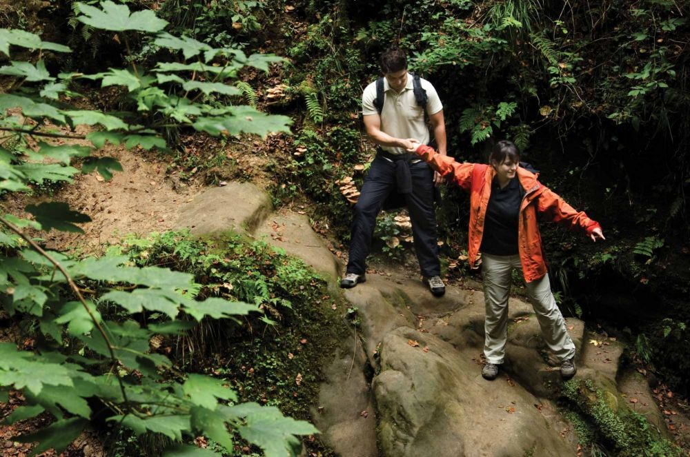 circular walk naturwanderpark delux felsenweg 2 photo 1