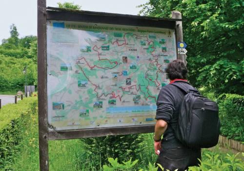 rondwandelroute hobscheid foto 2