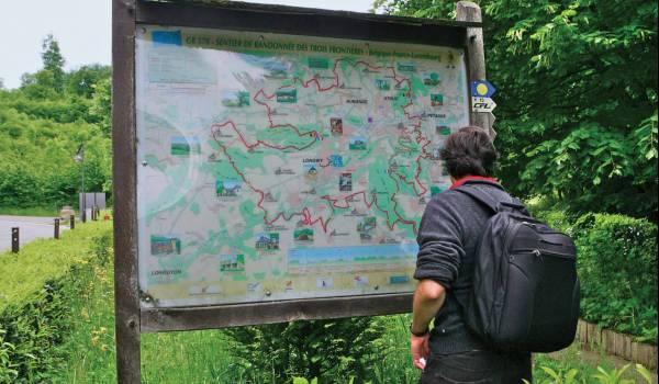 europaischer etappenwanderweg gr5 e2 remerschen foto 1