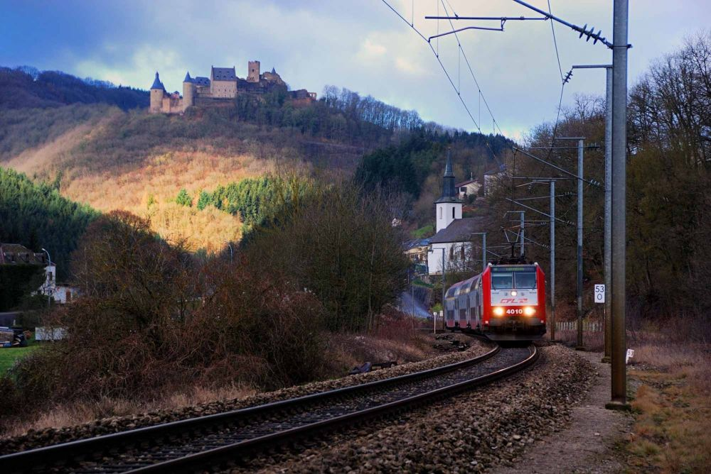 12 station to station ettelbruck colmar berg photo 2