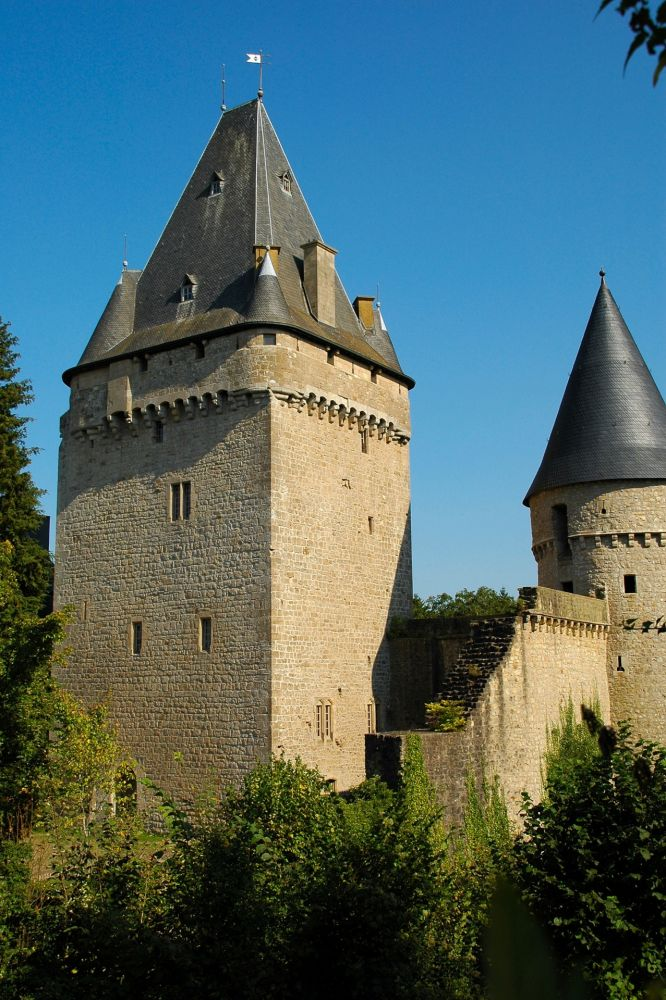 Hollenfels castle