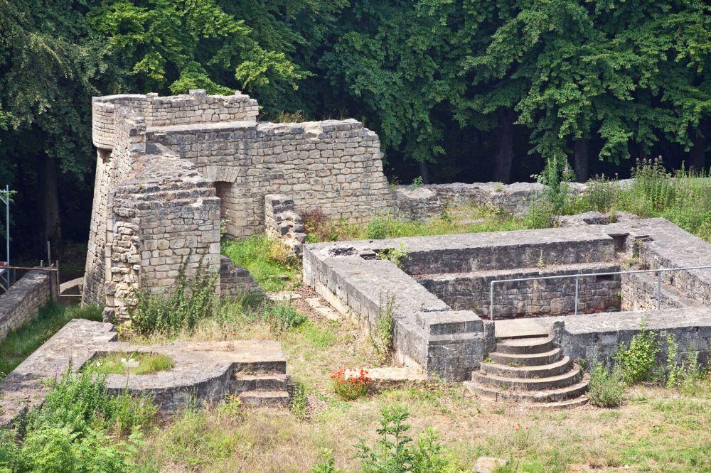 Mont Saint-Jean Castle Dudelange 2