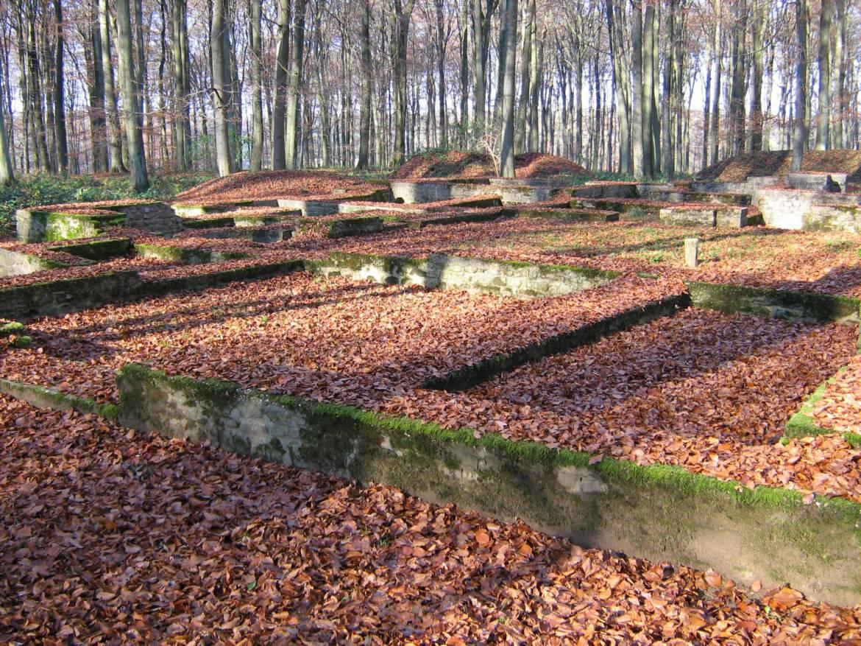 site gallo romain goeblange 01