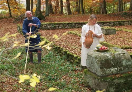 site gallo romain lellig