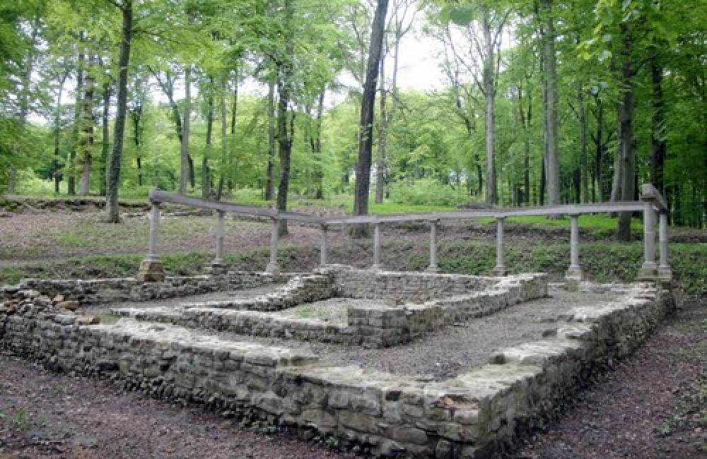 gallo roman site steinsel