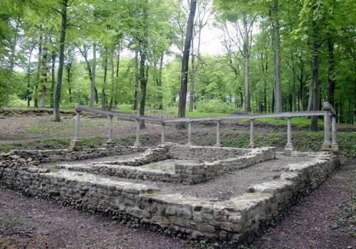 site gallo romain steinsel