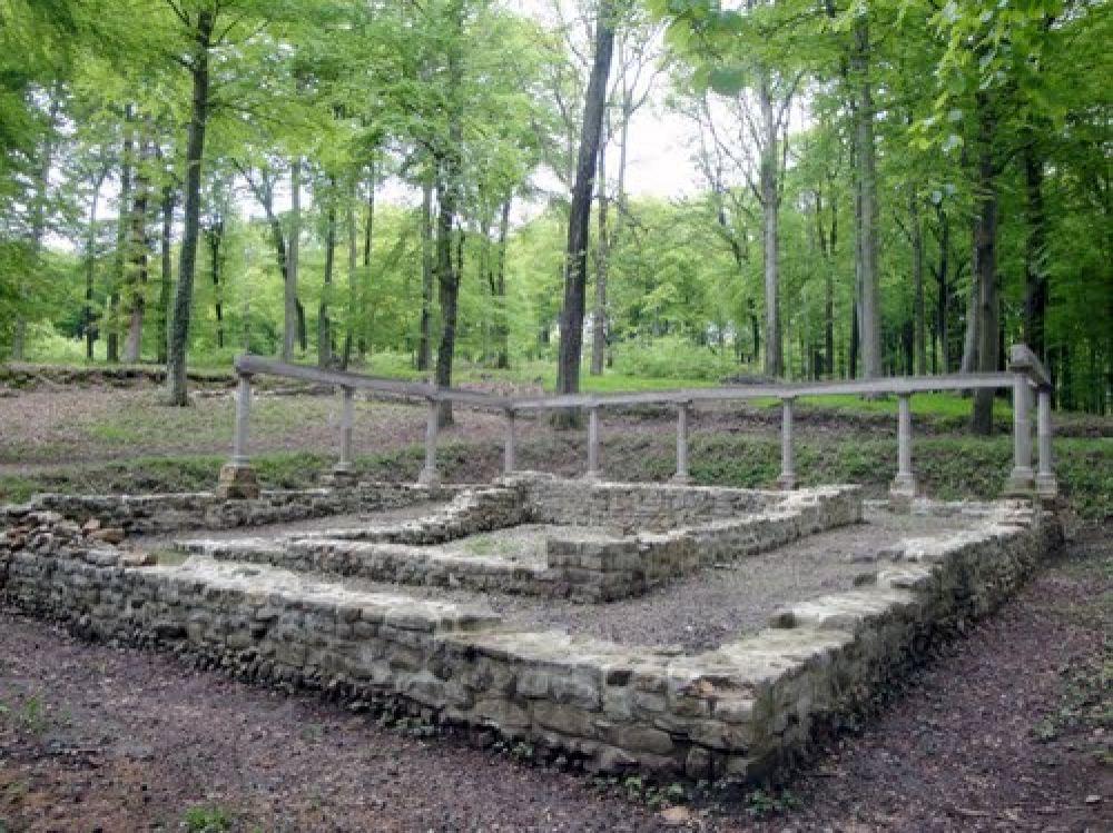 gallo romische statte steinsel