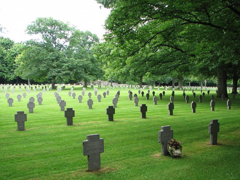 duitse begraafplaats sandweiler