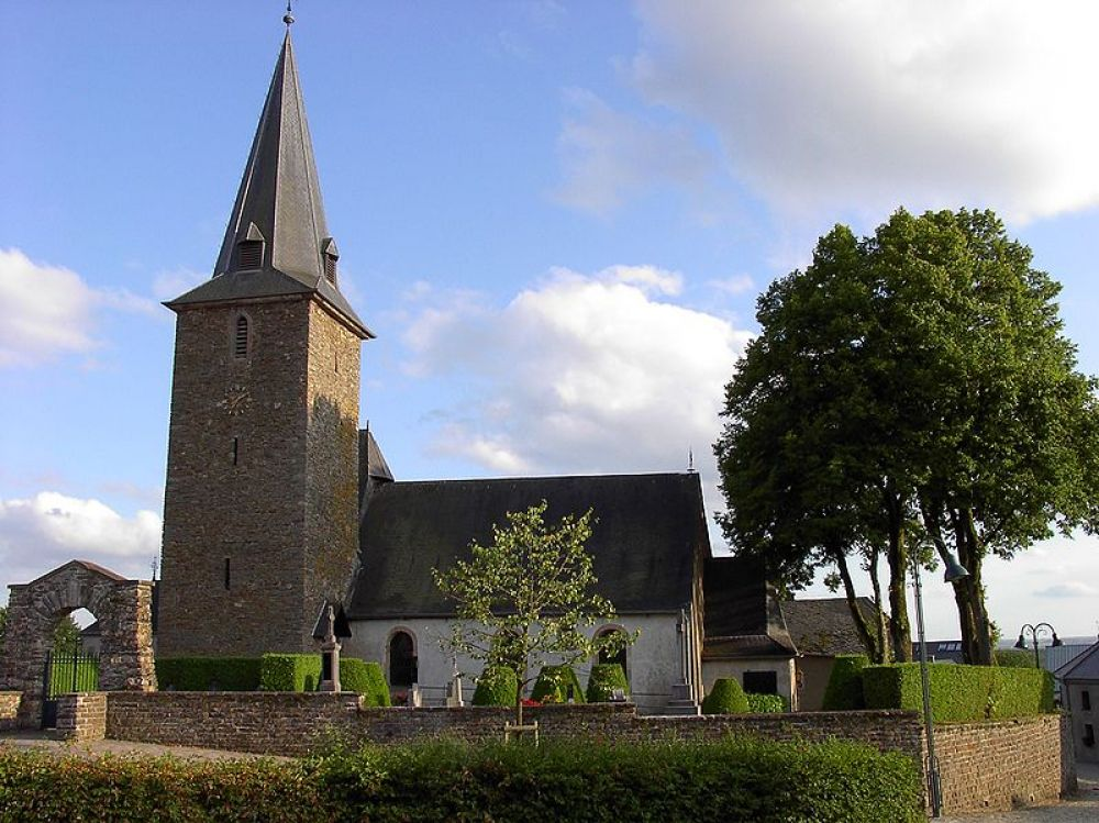 eglise gothique munshausen