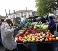 Wochenmarkt luxemburg-stadt