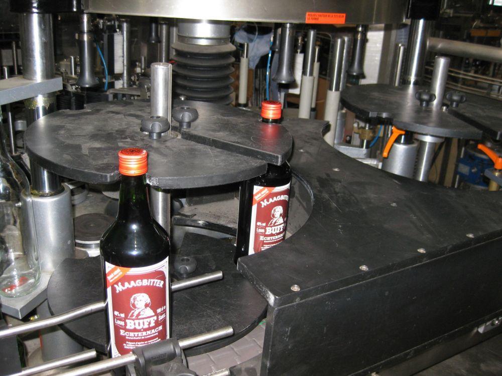 caves & distillerie nationale pitz schweitzer hosingen production